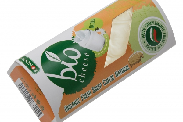 Organic Fresh Sheep Cheese Natural